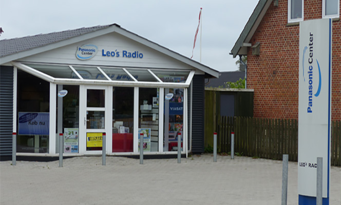 panasonic center Leos radio
