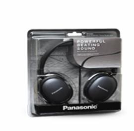 Hovedtelefon- around ear Panasonic RP-HX350 (sort) - Hovedtelefon- around ear Panasonic RP-HX350 (sort) Panasonic RP-HX350 36 mm enheder med neodymium magnet Lever krafitg lyd, 9HZ til 25KHZ Komfortabel pasform 171 gram. Ledning 1,2 meter