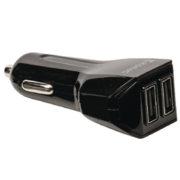 Dobbelt port USB biloplader