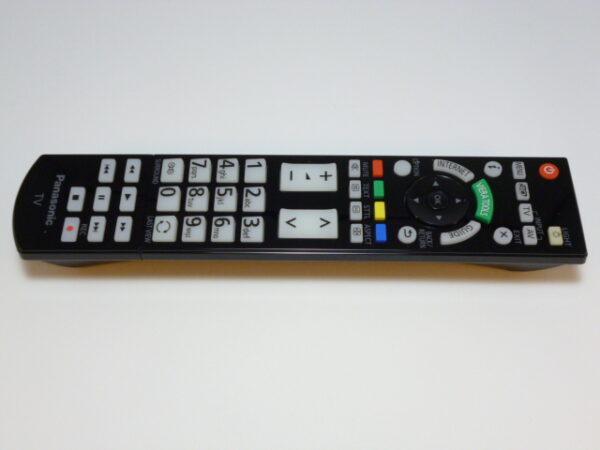 Panasonic N2QAYB000715 Original Remote Highend