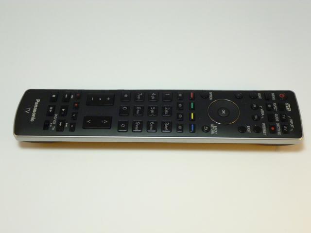 Panasonic fjernbetjening N2QAYB000593 VT30 - Panasonic fjernbetjening N2QAYB000593 VT30 Panasonic fjernbetjening N2QAYB000593 VT30 af høj kvalitet. Til Panasonic plasma tv model TX-P42VT30, TX-P50VT30, TX-P55VT30 Og TX-P65VT30 Markeds billigste pris inklusive fragt til dit lokale GLS pakke shop. Læk