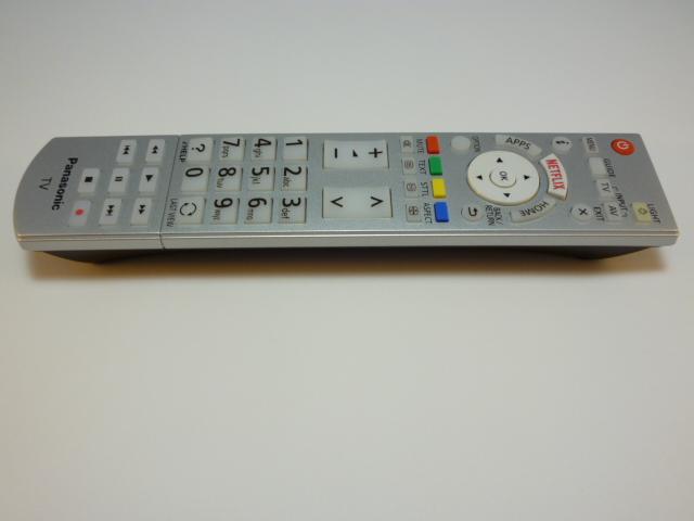 Panasonic N2QAYB001012 - Panasonic N2QAYB001012 Original fjernbetjening TX-40CX800, TX-40CXW804, TX-50CX800, TX-50CXW804, TX-55CX800, TX-55CXW804, TX-65CX800, TX-65CXW804 Original fjernbetjening som den der var med til dit tv fra ny. Billig. Gratis fragt. Hurtigt levering normal