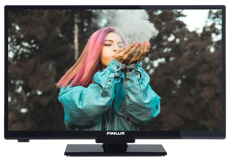 Rørig Finlux 22 Tommer Smart Tv m. DVD - TV, radio og tilbehør i Skive NJ-26