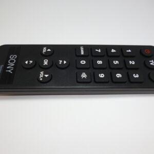 Senior fjernbetjening til Sony tv